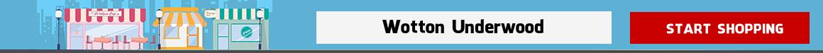 online grocery shopping Wotton Underwood