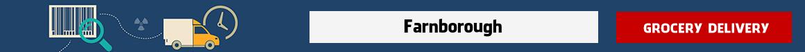 shop at online grocery Farnborough