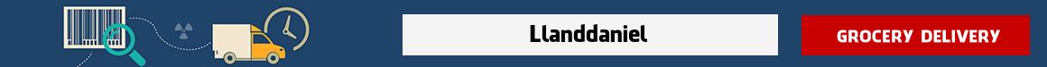 shop at online grocery Llanddaniel
