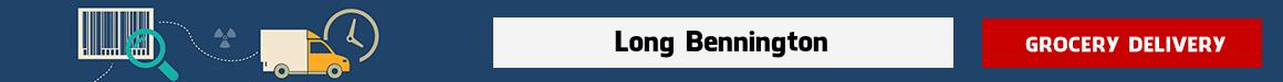 shop at online grocery Long Bennington