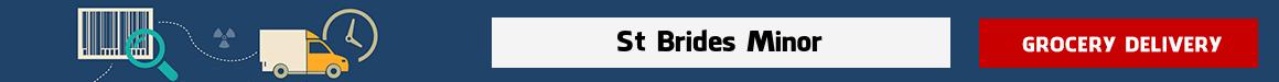shop at online grocery St Brides Minor